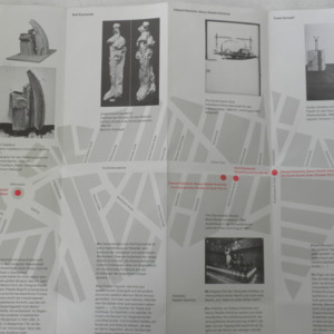 Sculpture Boulevard Promotional Flier 2